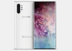 Samsung Galaxy Note 10: leak confirma ecrã e quando será lançado o smartphone