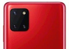 Samsung Galaxy Note 10 Lite. Imagens confirmam o design completo