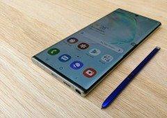 Samsung Galaxy Note 10 Lite poderá impressionar com a sua câmara frontal