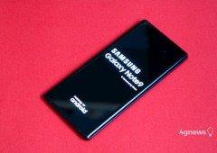 """Samsung Galaxy Note 10 prepara-se para ter um ecrã """"ainda mais curvo"""""""