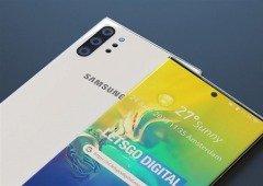 Samsung Galaxy Note 10 Pro seguirá as pisadas do Huawei P30 Pro nas câmaras