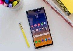 Samsung Galaxy Note 10 terá mesmo quatro versões