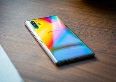 Samsung Galaxy Note 10 venderam 1 milhão de unidades desde o lançamento