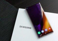 Samsung Galaxy Note 20 começa a receber atualização para a One UI 3.1