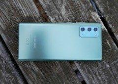 Samsung Galaxy Note 20 desilude em teste de fotografia