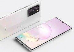Samsung Galaxy Note 20: já sabemos quando será a sua apresentação