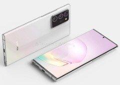 Samsung Galaxy Note 20 Plus: imagem revela câmara traseira que te vai fazer chorar!