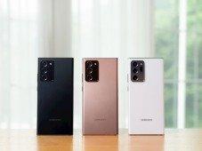Samsung Galaxy Note 20: preços dos novos smartphones em Portugal
