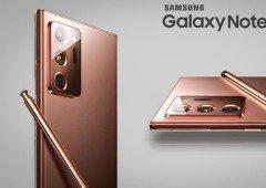 Samsung Galaxy Note 20: preços podem ser mais baixos que o referido!