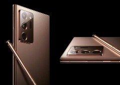 Samsung Galaxy Note 20: processador poderá afinal não ser um problema