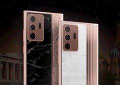 Samsung Galaxy Note 20 Ultra: esta edição de luxo é um verdadeiro monumento