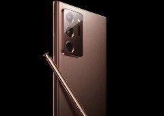 Samsung Galaxy Note 20 Ultra: vídeo revela mais detalhes sobre a câmara