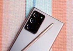 Samsung Galaxy Note 21 poderá chegar no próximo ano, contrariando alguns rumores