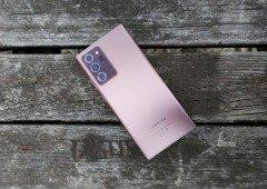 Samsung Galaxy Note 21 a caminho. Mas haverá uma mudança