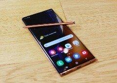 Samsung Galaxy Note 22: eis os primeiros detalhes do novo smartphone