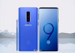 Samsung Galaxy Note 9 poderá chegar já em julho de 2018