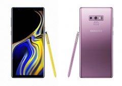 Porque é que o Samsung Galaxy Note 9 tem processadores diferentes?