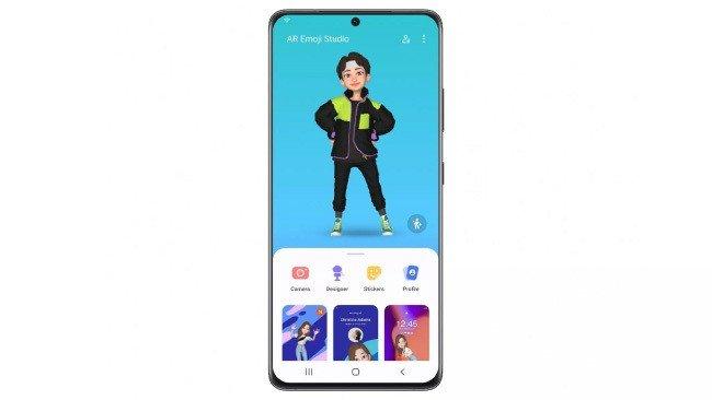 Samsung Galaxy Android 12