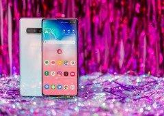 Samsung Galaxy S10+: aproveita 290€ de desconto no smartphone!