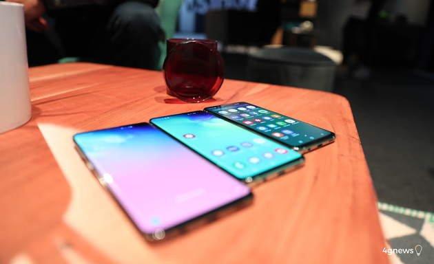 Reparar o ecrã do Galaxy S10 custa tanto como comprar um novo