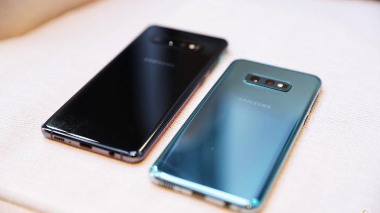 O Galaxy S10 tem uma carteira de criptomoedas no seu interior