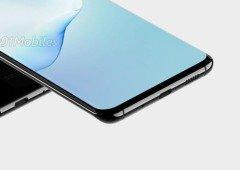Samsung Galaxy S11: espera margens finas no ecrã! Mas será que chega?