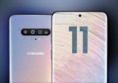 Samsung Galaxy S11 vai trazer uma novidade que vais gostar! Note 10 serviu de inspiração