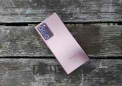 Samsung Galaxy S20 e Note 20 com grave problema após atualização