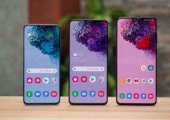 Samsung Galaxy S20 está prestes a receber uma atualização importante
