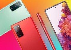 Samsung Galaxy S20 FE: estas são as especificações do novo smartphone