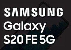 Samsung Galaxy S20 FE tem design e nome confirmado em nova leak
