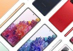 Samsung Galaxy S20 FE terá um preço que não te vai deixar satisfeito