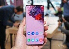 Samsung Galaxy S20 Ultra: 120Hz ou 60Hz – uma comparação à bateria