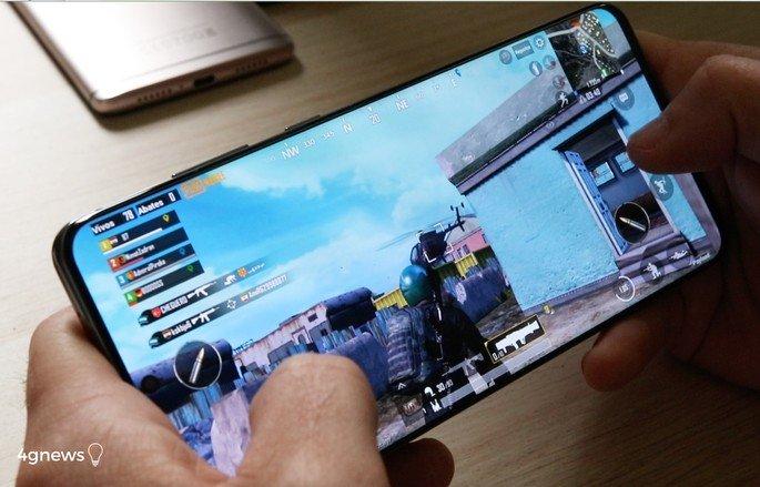 Samsung Galaxy S20 Ultra desempenho