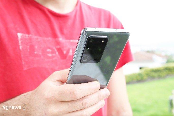 O Samsung Galaxy S20 Ultra foi o melhor smartphone que me passou pelas mãos