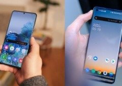 OnePlus 8 Pro e Samsung Galaxy S20 Ultra tem o mesmo problema no ecrã! Afinal, o que se passa?