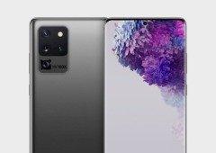 Samsung Galaxy S20 Ultra: eis a imagem do smartphone com zoom de 100x