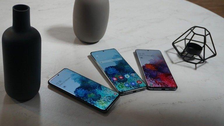 Samsung Galaxy S20 Ultra surpreende em testes de carregamento!