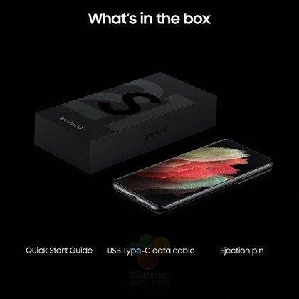 Carregador e auriculares não estarão incluídos na caixa do Samsung Galaxy S21