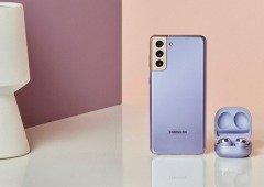 Samsung Galaxy S21: a geração sem carregador nem auriculares