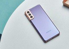 Samsung Galaxy S21: atualização vem resolver grave problema da bateria na Europa
