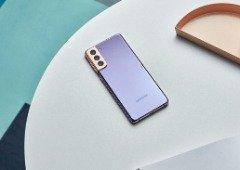 Samsung Galaxy S21 continua a ignorar nova forma de instalar atualizações no Android