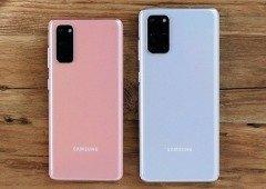 Samsung Galaxy S21 e Galaxy  S21+: emergem mais detalhes sobre os topos de gama