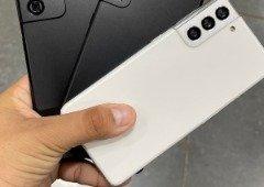 Samsung Galaxy S21 em imagens reais antes de tempo: segredos revelados