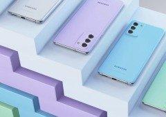 Samsung Galaxy S21 FE 5G: smartphone  chega à Internet antes da apresentação