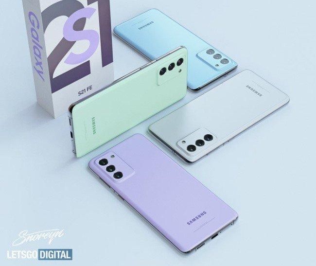 Samsung Galaxy S21 F