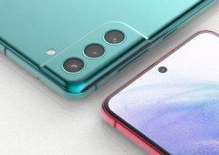 Samsung Galaxy S21 FE: assim pode ser o design do topo de gama barato
