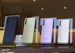 Samsung Galaxy S21 FE: esta é a data de apresentação do smartphone