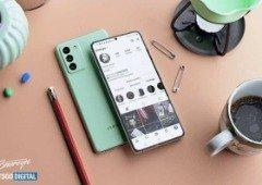 Samsung Galaxy S21 FE: este poderá ser o design do smartphone