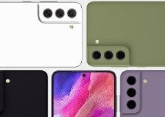 Samsung Galaxy S21 FE: reveladas as cores do novo smartphone